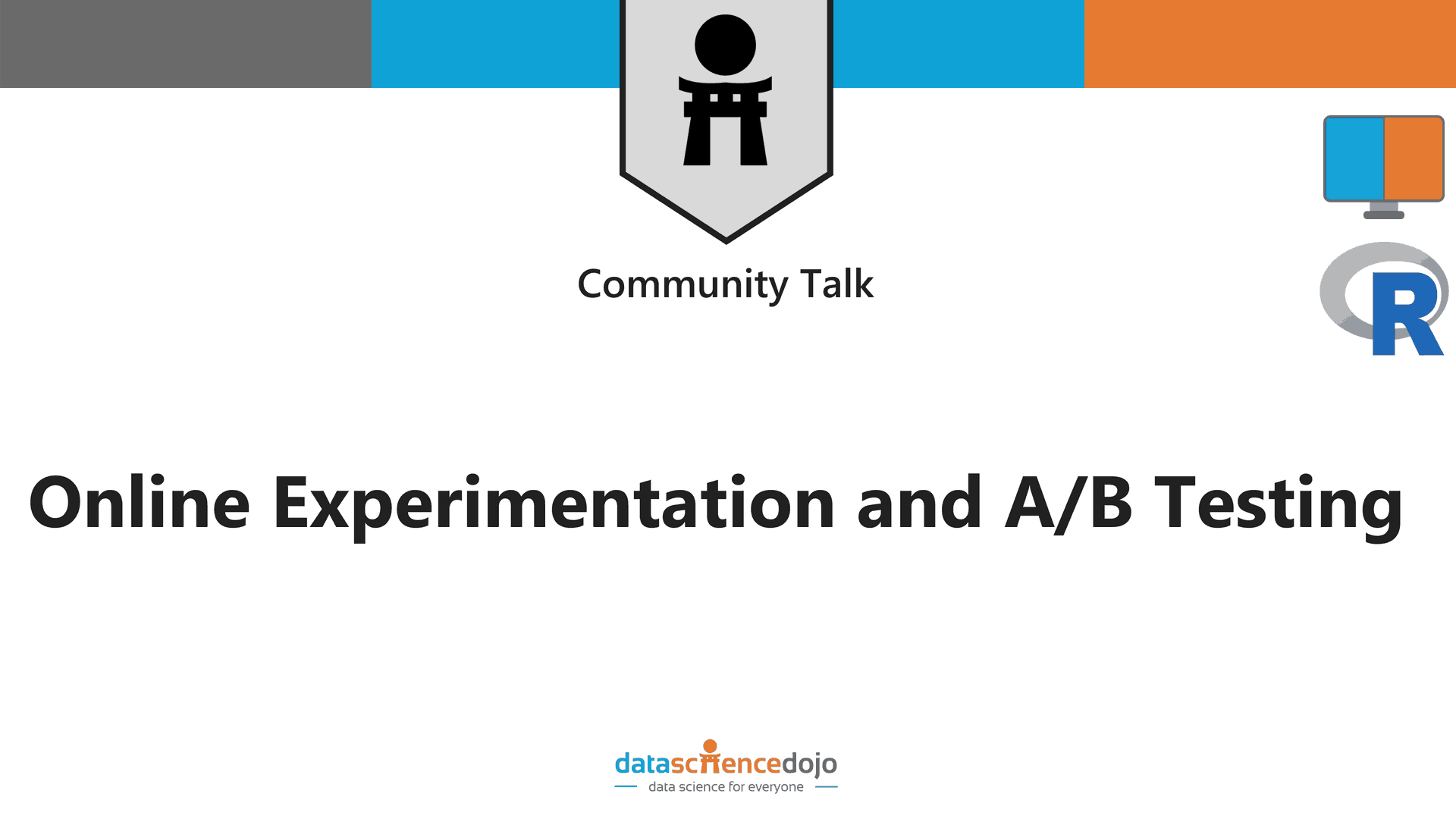 Meetup: Introduction to Online Experimentation and A/B Testing ...