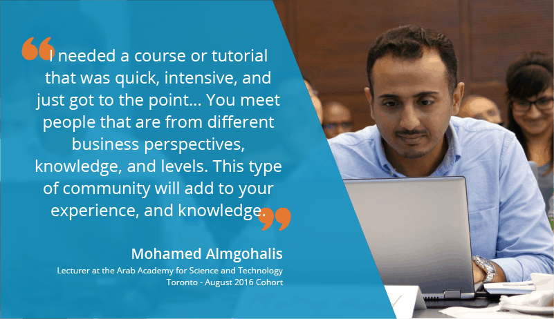 Data Science Training Review by Mohamed Almgohalis
